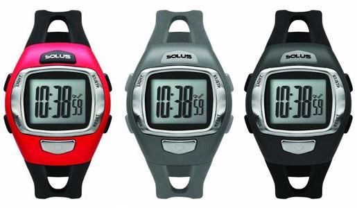 SOLUS(ソーラス) 心拍計測機能付 腕時計 SOLUS Leisure930