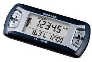 YAMASA(山佐時計計器株式会社) 活動量計MC-500